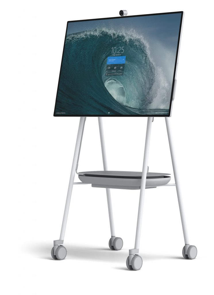Das brandneue Surface Hub 2S
