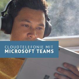 Festnetztelefonie mit Microsoft Teams
