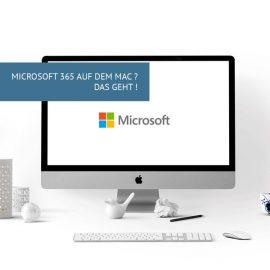 Microsoft 365 auf dem Mac