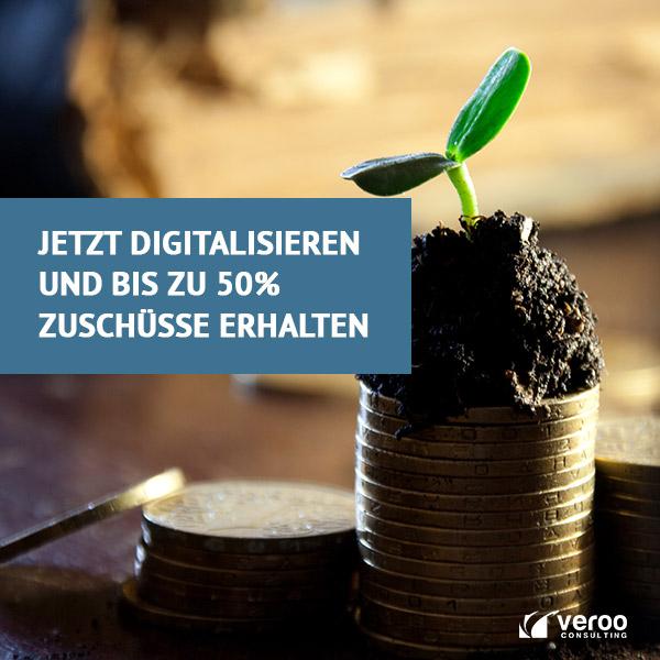 Digitalisierungsprämien nutzen!