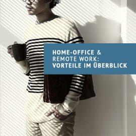 Vorteile Home-Office