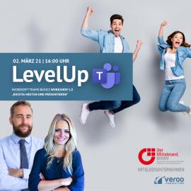 Levelup Teams Workshop