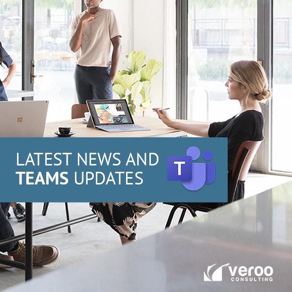 Teams Updates 2021