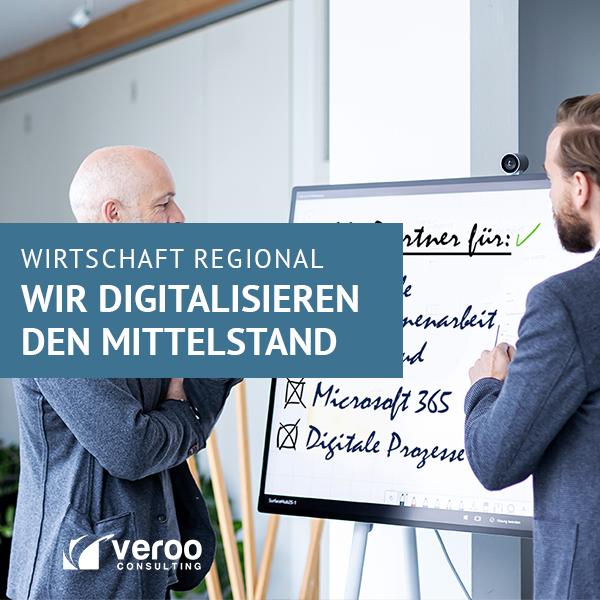 Veroo Consulting | Wirtschaft Regional SDZ