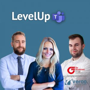 Level-Up Teams Workshop Events Experten Microsoft 365 Ms Teams SharePoint für den Mittelstand Veroo Consulting